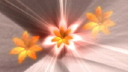 Royalty Free HD Video Clip of Rotating Flowers