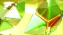 Royalty Free HD Video Clip of Rotating Cubes and Pyramids