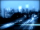 Royalty Free Video of Traffic in the City