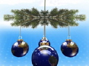 Royalty Free Video of Tree Ornaments