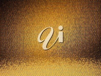 Golden Scales or squama textured material or background. Large resolution