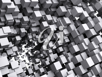 Royalty Free Clipart Image of an Abstract Design